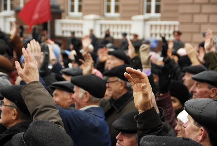 Ради поддержки власти на выборы ходят только 3% россиян
