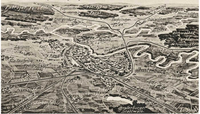 Впечатления россиян от Восточной Пруссии при открытии границы в 1860-х