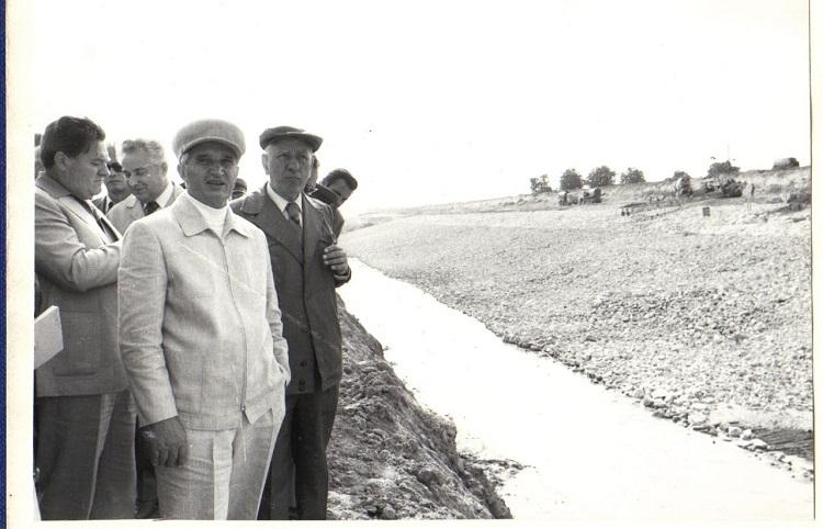 Дунайский «канал смерти» имени Чаушеску