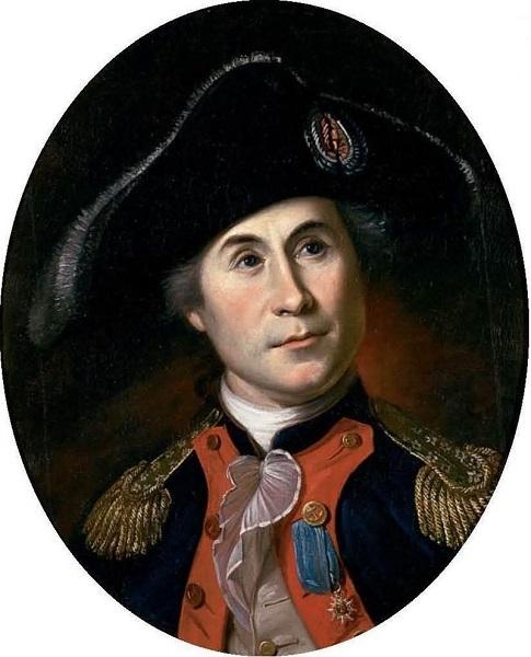 Самый неизвестный русский адмирал: американец Джон Пол Джонс