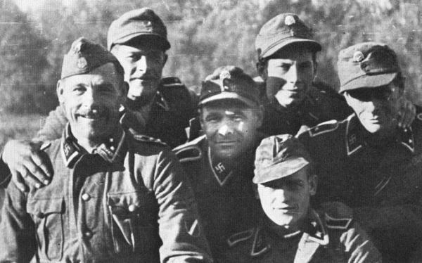 Латвийский СС-овец Ковтуненко о тактике немецких и советских войск в 1944-м