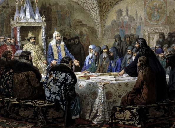 Как Украина и Беларусь европеизировали Россию: история церковного раскола XVII века