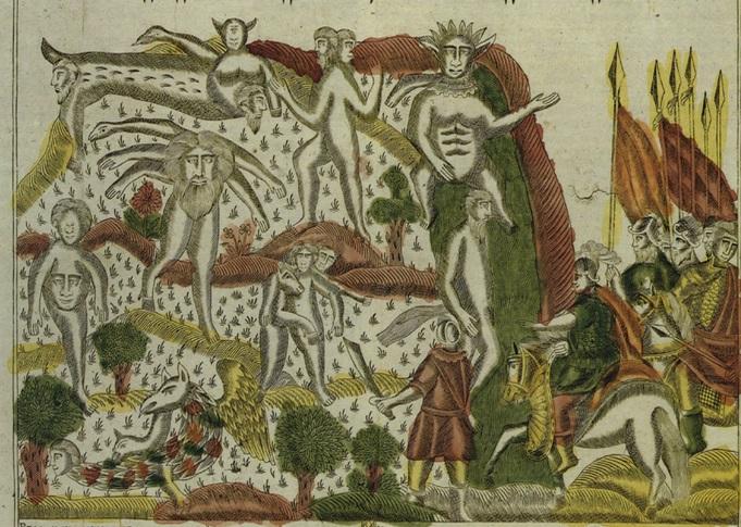 Бакунин об истории России XVII-XIX веков: государство против народа
