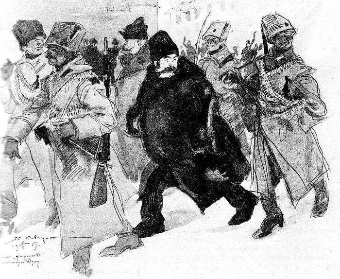 Сколько полицейских погибло во время Февральской Революции?