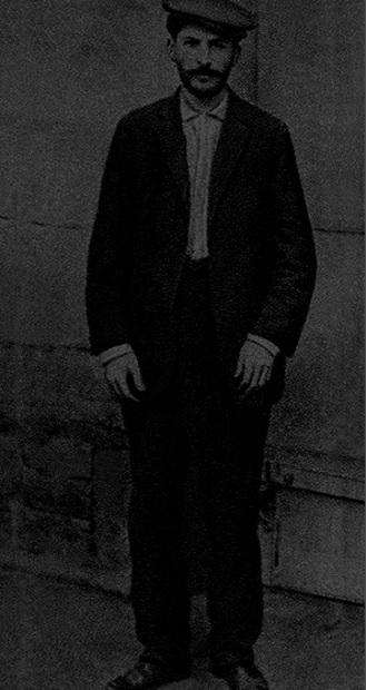 Анатолий Байкалов: Мои встречи с Осипом Джугашвили в 1916-17 годах