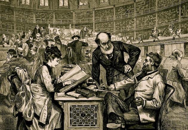 Граф Либри как первый «серийный книжный вор»