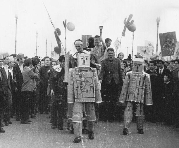 Советский «1968-й»: протесты молодёжи