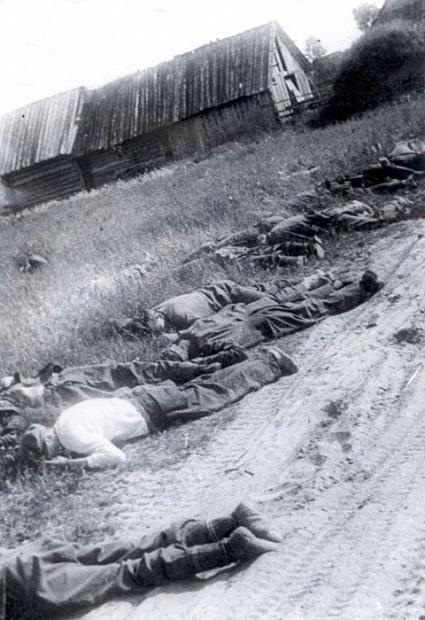 Сколько советских людей погибло в Великой Отечественной?