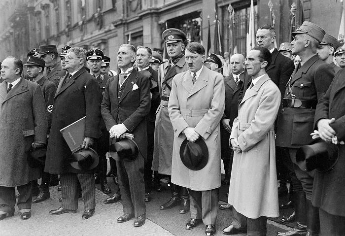 a description of the reasons why adolf hitler come to power in germany by 1933 Germany world war ii jan 30, 1933: the 75th anniversary of adolf hitler's attainment of power that all had finally managed to come together to form a.