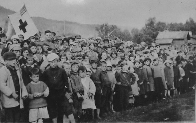 Как американцы в начале ХХ века приучали россиян к кукурузе