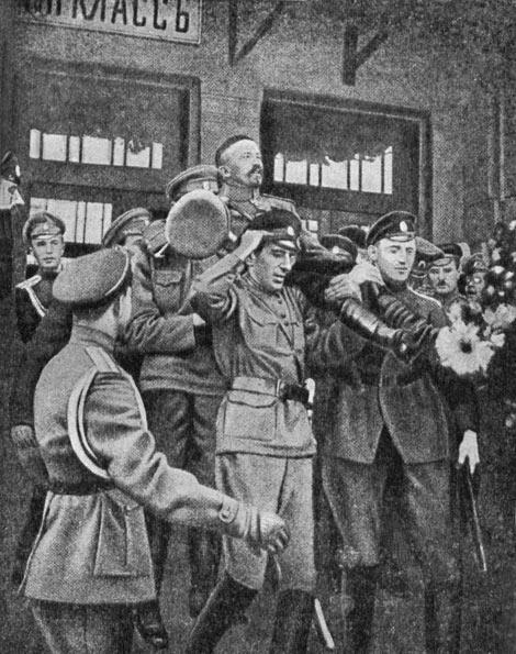 Как русский характер помешал Моэму организовать переворот в России в 1917-м