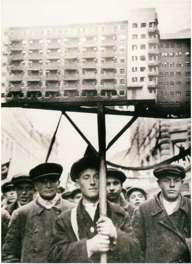 Опрятная бедность: английские бизнесмены о Москве 1952 года