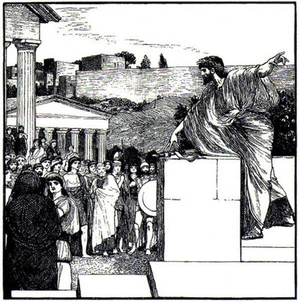 Греческое чудо: причины зарождения античной демократии
