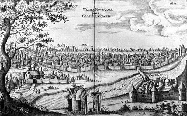 Разгром Новгорода в 1478 году и возникновение «русской угрозы» для Запада