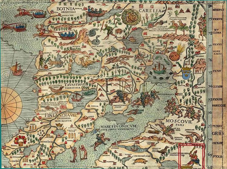 новгород-карта