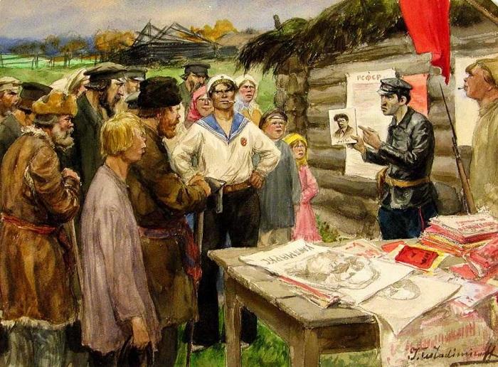Ричард Пайпс: Как характер русского крестьянина определил тип власти
