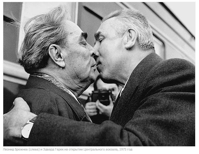 Валери Жискар д'Эстен: Брежнев был наполовину поляком