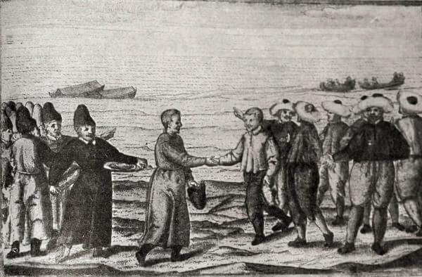 Первая российская индустриализация: Голландцы в Московии XVII века
