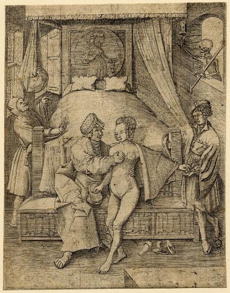 Бег по городу и поездка на осле: как в средневековье наказывали прелюбодеев