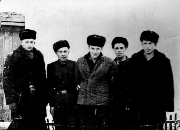 бандеровцы в ГУЛАГе — конец 1940-х — начало 1950-х