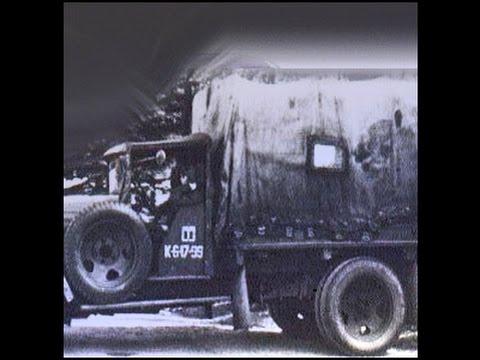 Изобретатель газовой душегубки НКВД Исай Берг: палач и жертва