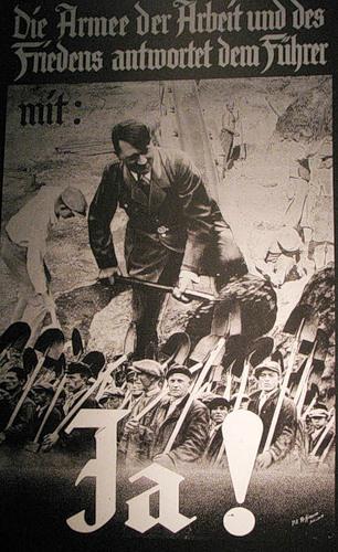 «Новый нацистский город» Готфрида Федера