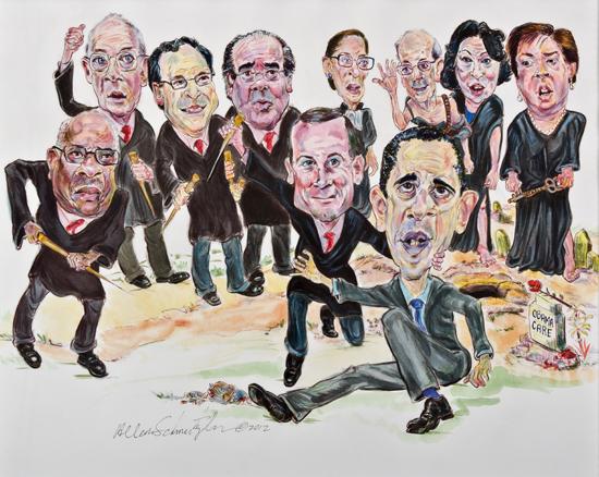 Как в США либерализм в госуправлении превратился в корпоративизм