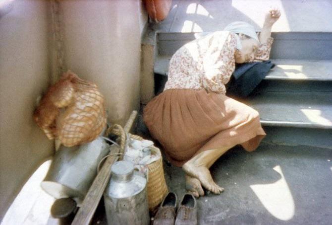 Тотальная бедность в послесталинском СССР