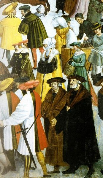 «Чужие» в средневековом городе