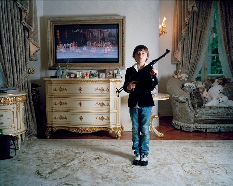Oligarchenkinder/ Fotografin/ Anna Skladmann