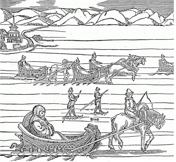 Каким увидел Псков и Новгород в 1414 году немецкий рыцарь Гильберт де-Ланноа