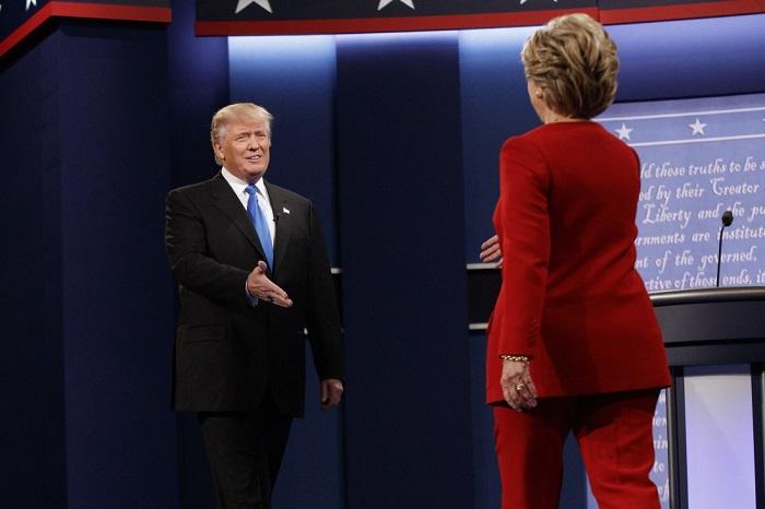 Почти победа Клинтон — если бы не директор ФБР Коми