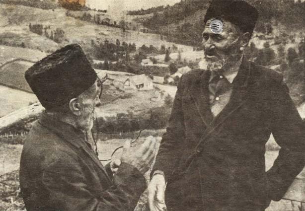 Галина Старовойтова об абхазских долгожителях и их исламском мире добра и зла