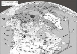 арктика-карта
