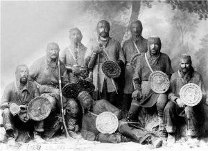 кавказ-грузины