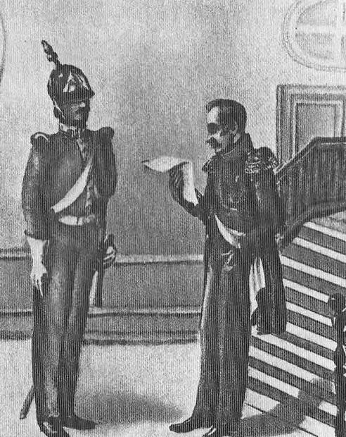 «Литераторы умолкли только от страха»: отчёты охранки за 1852-1855 годы