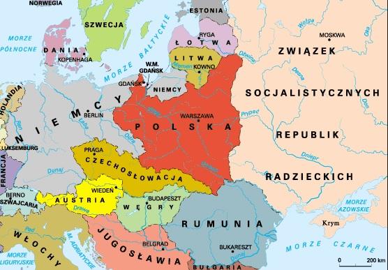 План Изборского клуба по разделу Восточной Европы между Германией и Россией