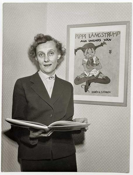 Как Астрид Линдгрен вырастила Пеппи Длинныйчулок из ужасов WWII