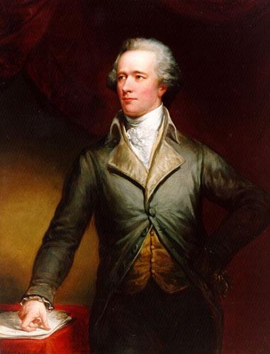 Секрет экономического чуда США: Гамильтон против Адама Смита