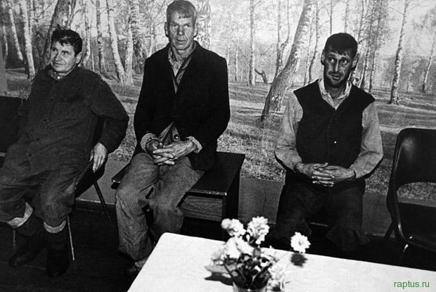 Жизнь психбольных преступников в 1980-е в «Серпах»