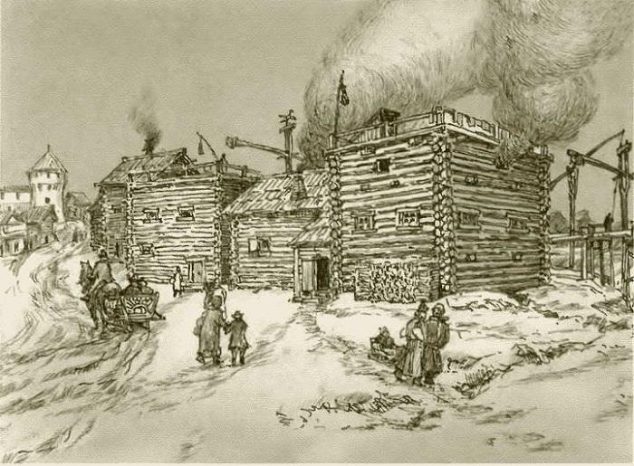 Пить, бить, гулять, холопничать: швед Петр Петрей о нравах московитов начала XVII века