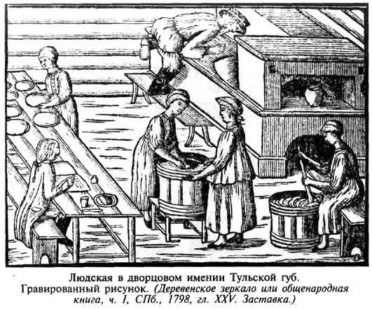 Каким был русский хлеб в средневековье