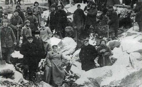 Английский лорд Пасфильд: Гимн во славу советских лагерей и ОГПУ