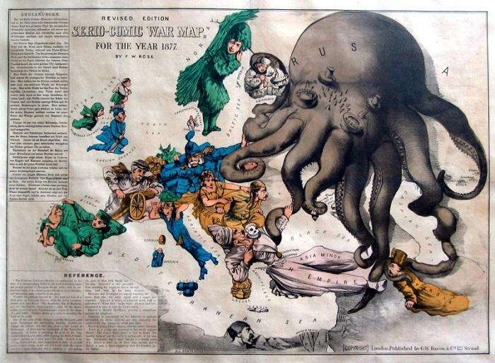 Сколько стоили России войны в XIX веке