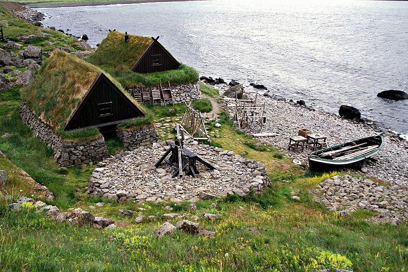 гренландия-дом